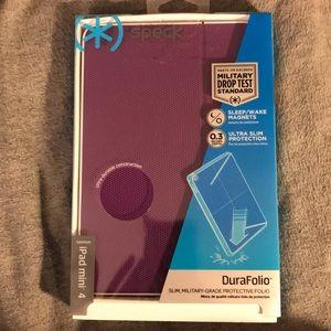 Brand new speck iPad mini case